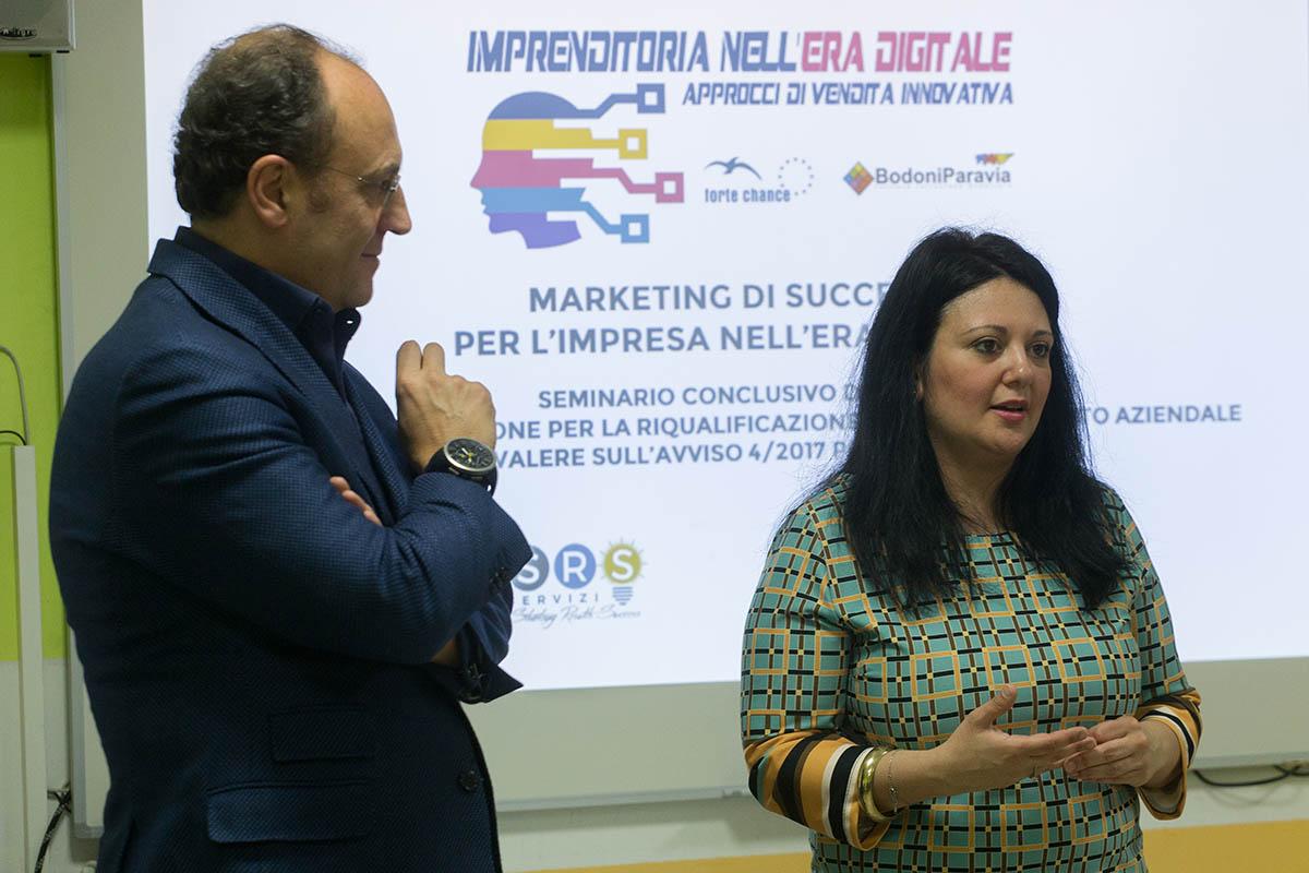 Imprenditoria nell'era digitale. Photogallery dell'evento.
